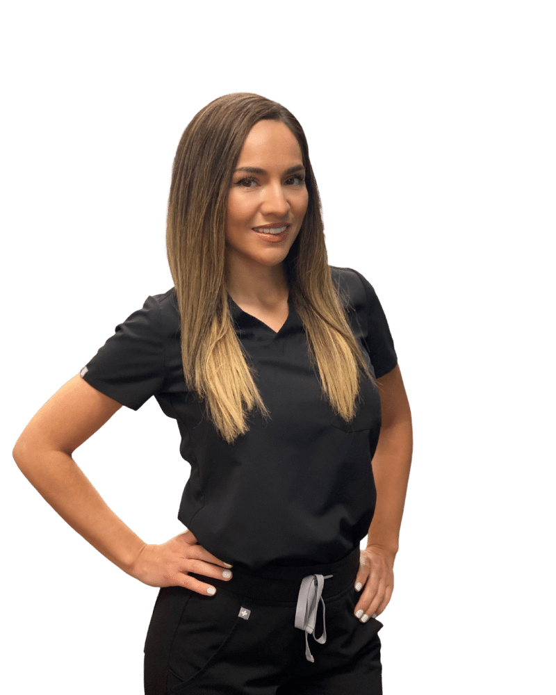 Cinthia Sanchez is dedicated to helping kids have healthy smiles