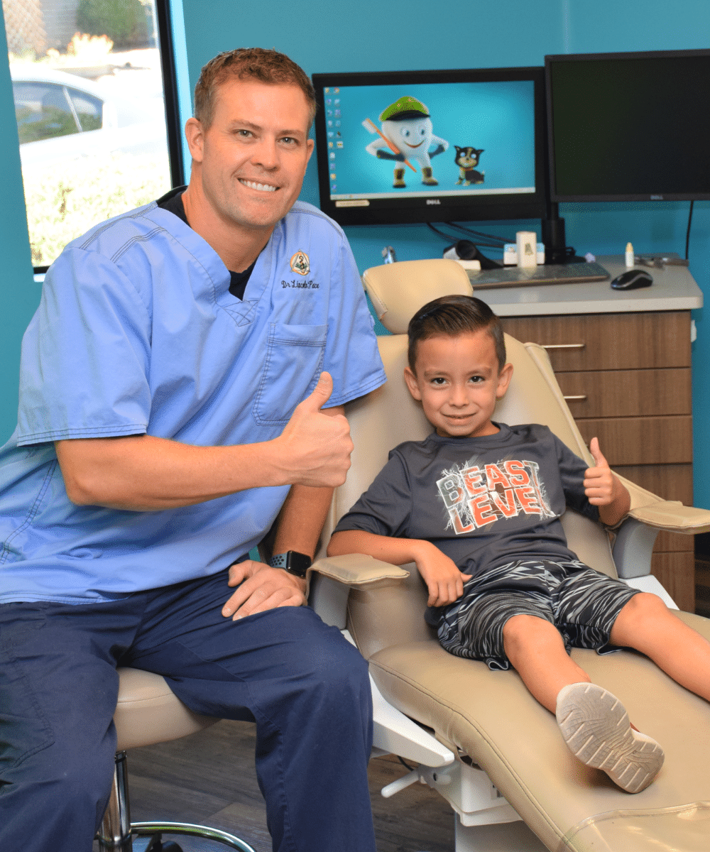 Dr. Lincoln Pace enjoys being a kids dentist in Yuma